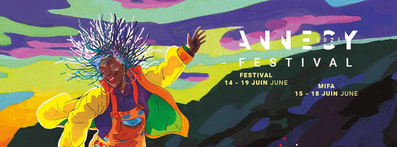 Discover the French programs selected for the Annecy Film Festival