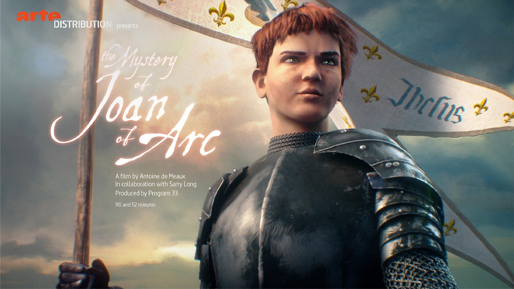 The mystery of Joan of Arc